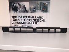 BMW E30 Lufteinlass Ziergitter Frontschutz ABDECKUNG ÖLKÜHLER NEU**ORIGINAL**