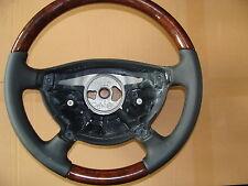 1 Mercedes E G klasse holz holzlenkrad w211 w463 NEU  Lenkrad steering wheel