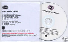SIMIAN MOBILE DISCO Temporary Pleasure UK numbered promo test CD