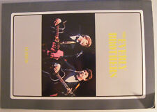 THE EVERLY BROTHERS UK Tour 1989 Cocert Programme 24 Colour Pages