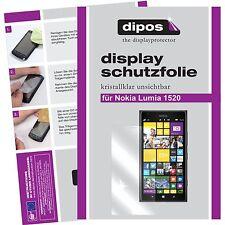 Nokia Lumia 1520 Protector de Pantalla protectores transparente