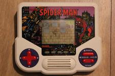 RARE - Jeu video / video game Marvel Spider Man - Tiger electronics - 1988