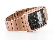Casio Herrenuhr CA-506C-5AEF Taschenrechner Uhr