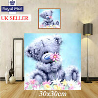 UK CARTOON DIY Full Drill 5D Diamond Painting Embroidery Cross Stitch Kit Gifts