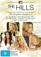 THE HILLS The Complete Seasons 1-4 BOXSET 13DVD NEW