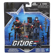 G.I.JOE 50th ANNIVERSARY: SINISTER ALLIES: IRON GRENADIER & COBRA VIPER