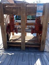 "Watts 4"" Double Check Detector Backflow Prevention W/ Valves 757Dcda-Osy"