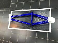 UTD blue bike frame