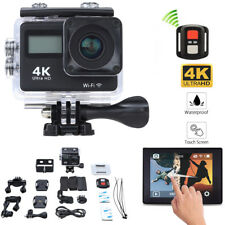 4K SJ9000 HD Ultra Wifi Sport DV Action Camera Touch Screen Camcorder w/Remote
