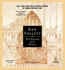 The Pillars of the Earth by Ken Follett (2007, Compact Disc, Unabridged edition)