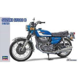 Hasegawa Suzuki GT380B 1972 1:12 BK-5 Brand New Model Kit