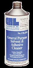 General Purpose Solvent and Adhesive Cleaner