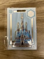 Disney Frozen Castle Pin Arendelle Disney Castle Collection Limited Release OBO