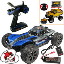 Redcat Racing Blackout Xbe Pro Blue 1/10 Buggy 4x4 Brushless Lipo Bat + mini Rc