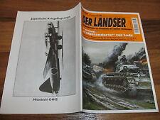 """LANDSER 2838 -- """"LEIBSTANDARTE"""" vor LODZ // Feuertaufe der SS-Verfügungstruppe"""