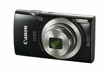 Canon PowerShot IXUS 185 / Elph 180 Digital Camera (Black)