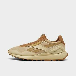 REEBOK X NATIONAL GEOGRAPHIC CLASSIC LEATHER LEGACY AZ CASUAL MEN's SOFT CAMEL