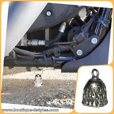 Guardian Bells - Clochette porte clés porte-bonheur pour Bikers (Aigle skull 69
