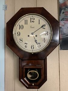 Vintage Colonial Wall Clock