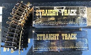 Aristo-Craft ART-11000 1' Straight Track/Curved BOXES of 36x IN Box