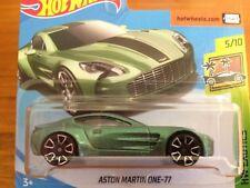 NEW 2018 Hot Wheels Aston Martin One-77 Exotics Series RARE