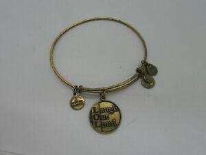 Alex & Ani 'Laugh Out Loud' Charm Bracelet
