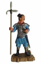 Roi babylonien Guerriers de l/'Antiquité Figure soldat Plomb Altaya