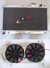 52mm Aluminum Radiator & Shroud &FANS FOR MAZDA MIATA MX5 MX-5 MX 5 NA 1990-1997
