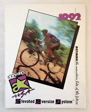 Vintage Original 1992 ALPINESTARS Bicycle Catalog