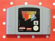 Vigilante 8 2. défi Nintendo 64 n64 Module uniquement