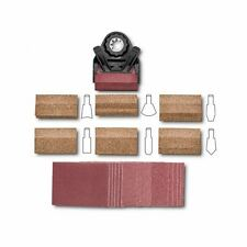 FEIN ORIGINALE Set di smerigliatura per profili  6 38 10 031 01 0
