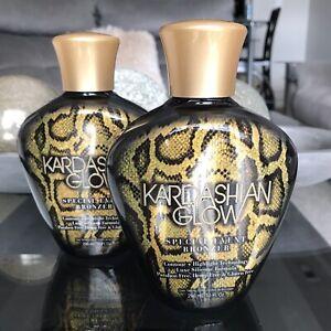 New Kardashian Glow Special Event Bronzer 🐾 Tanning Lotion Designer Skin 10 oz