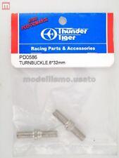 Thunder Tiger PD0586 Registre Susp Ant 6x32mm EB4 S2 Ridoir modélisme