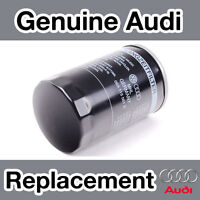 Genuine Audi A4 (8E) 1.6, 2.0, 2.0FSI (-08) Oil Filter