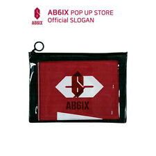AB6IX - POP UP STORE Official Goods : SLOGAN with Photocard