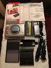 Canon CP-300 Digital Card Photo Printer & Accessories
