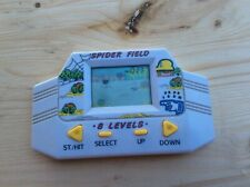 Vintage Spider Field Electronic Hand Held Game, Rare
