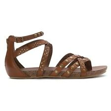 WOMEN'S BLOWFISH *GUSH* FISHERMAN'S SANDALS COLOR~BROWN SIZE 5 1/2 MED.