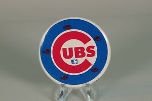 Vintage Pinback Button Chicago Cubs 1984 - 2.25 inch