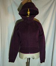 Lululemon Scuba Womens Hoodie Purple Jacket Size 4