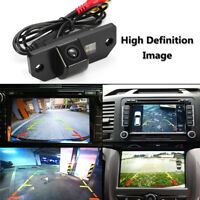 170° IR WIRELESS AUTO CCD TELECAMERA RETROCAMERA PER VW FORD FOCUS SEDAN C-MAX