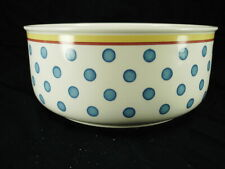 "VILLEROY & BOCH TWIST ANNA 9"" ROUND VEGETABLE BOWL  EXCELLENT CONDITION"