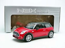 Welly 2015 Mini Cooper Red Color in 1/18 Scale. New Release!