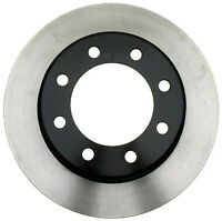 Disc Brake Rotor-Black Hat Rear ACDelco Pro Brakes 18A2679