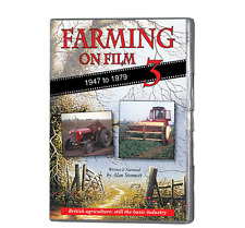 Farming on Film 3 - 1947 to 1979 - Tractors - Machinery - Harvesting - DVD