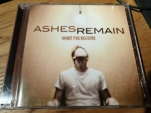 Ashes Remain - What I've Become (CD 2011) POST GRUNGE, CHRISTIAN ROCK