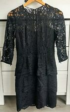 Whistles Lace Dress Size 10