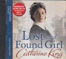 Catherine King Lost and Found Girl MP3 CD NEW Audio Book Unabridged FASTPOST