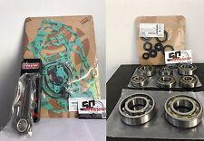 SKF KIT REVISIONE MOTORE BIELLA WOSSNER + SKF + ATHENA APRILIA RS 125 1995-2013