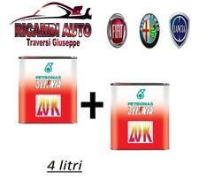 OLIO MOTORE PETRONAS FIAT SELENIA 20K 10W40 4LITRI 4LT FIAT ALFA LANCIA